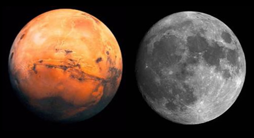 Marte como nunca antes lo habias visto