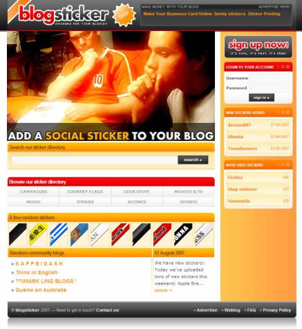 blogsticker preview