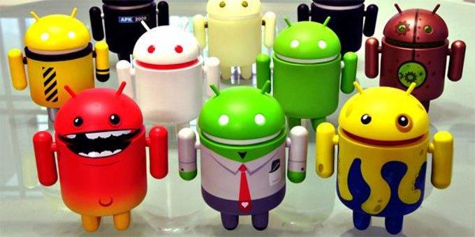 Fragmentación Android