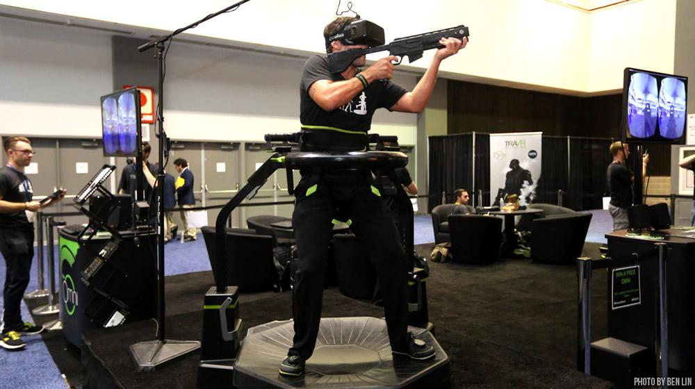 Jugador de Realidad Virtual