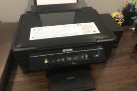 Impresora pancho alvarado